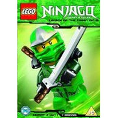 LEGO Ninjago - Masters Of Spinjitzu: Season 2 - Part 1 [DVD]